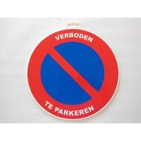 thumb-Pictogram 'Verboden te Parkeren' Ø 300 mm-2