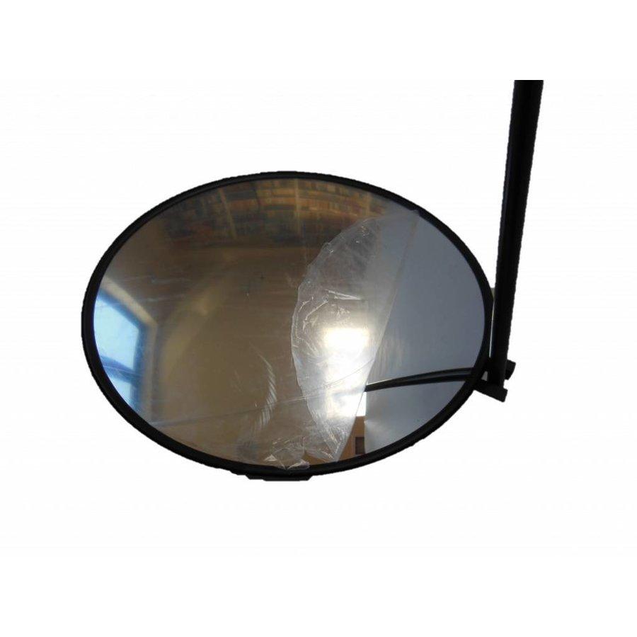 Miroir d'inspection sous véhicules - Ø 40 ou Ø 60 cm-1