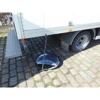 thumb-Miroir d'inspection sous véhicules - Ø 40 ou Ø 60 cm-5