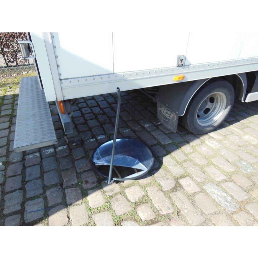 Miroir d'inspection sous véhicules - Ø 40 ou Ø 60 cm-5