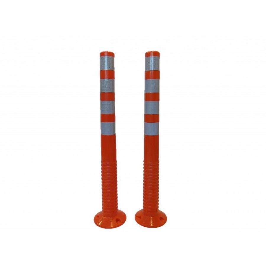 Plooibaken T-FLEX Oranje 100CM-1
