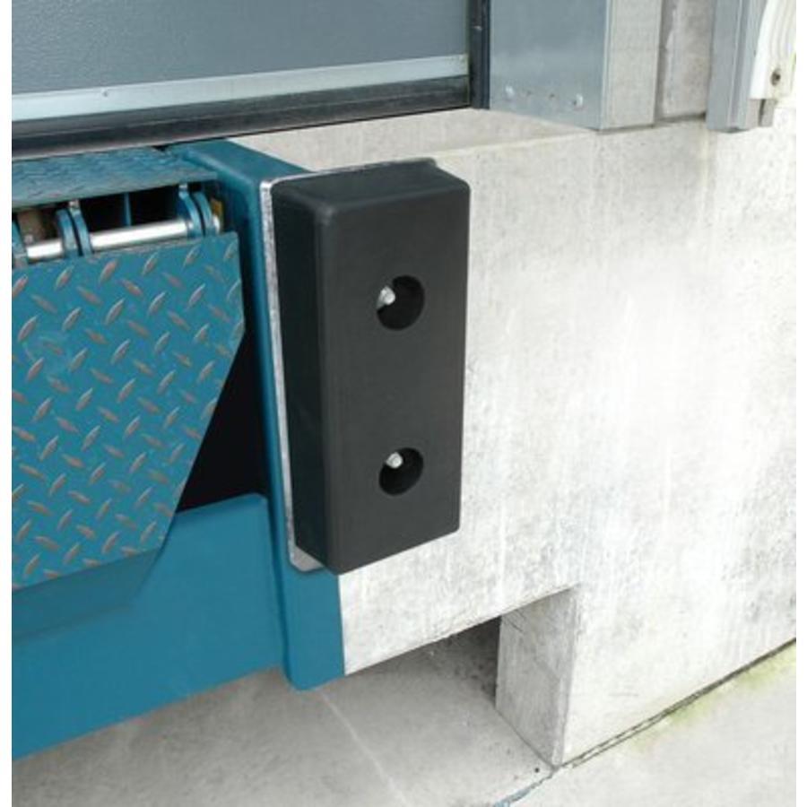 Stootblokken voor laadkades - rubber-1