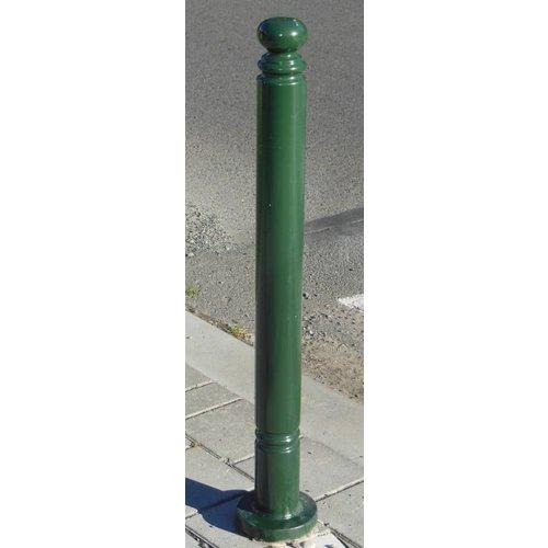 Potelet de trottoir 'Antique' Vert 900 x 80 mm