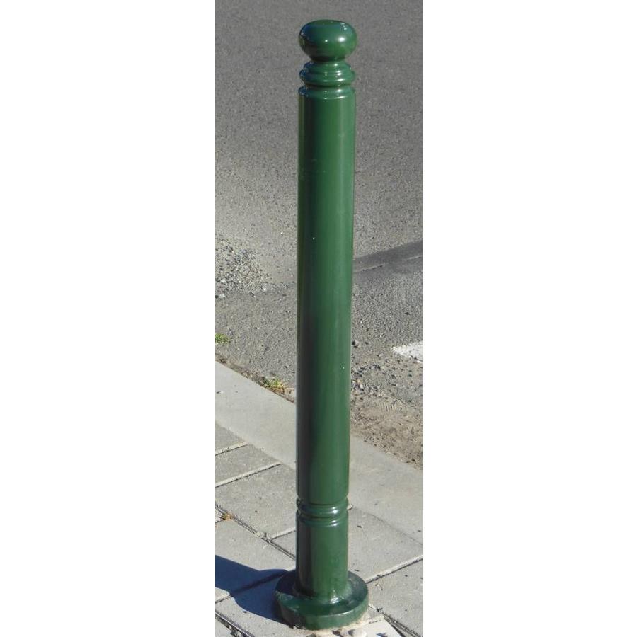 Potelet de trottoir 'Antique' Vert 900 x 80 mm-1
