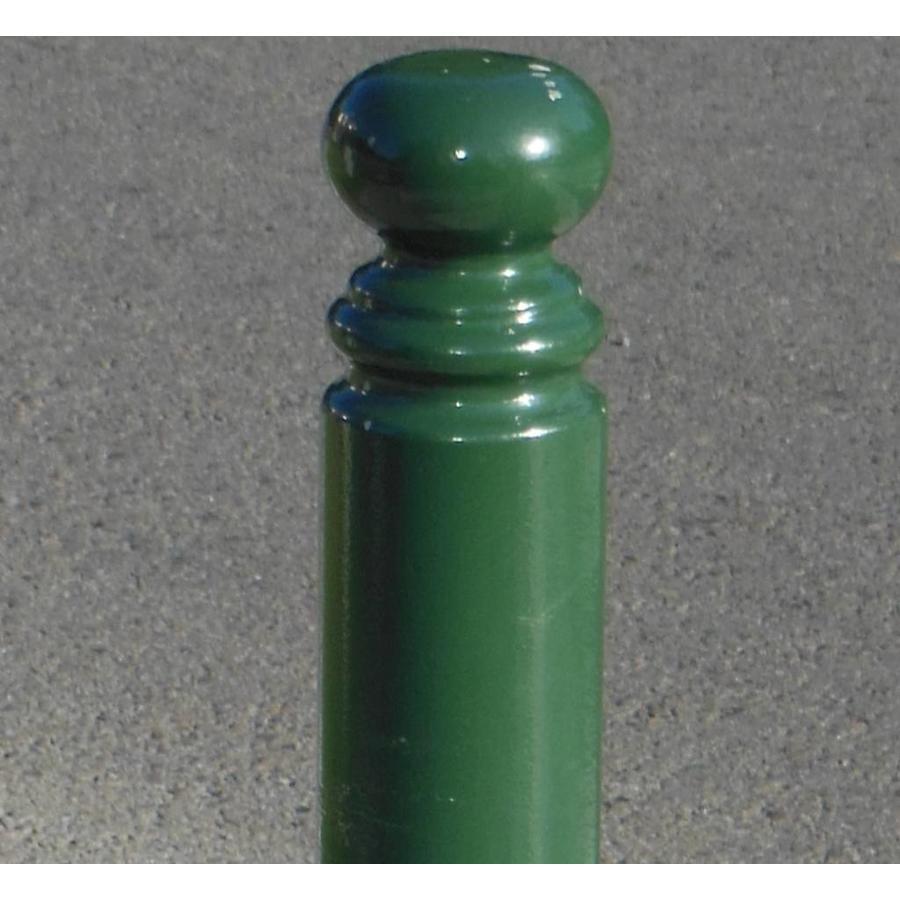 Potelet de trottoir 'Antique' Vert 900 x 80 mm-2