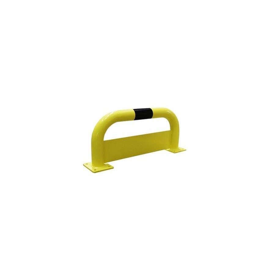 Beschermingsbeugel met doorrijbeveiliging in staal-1