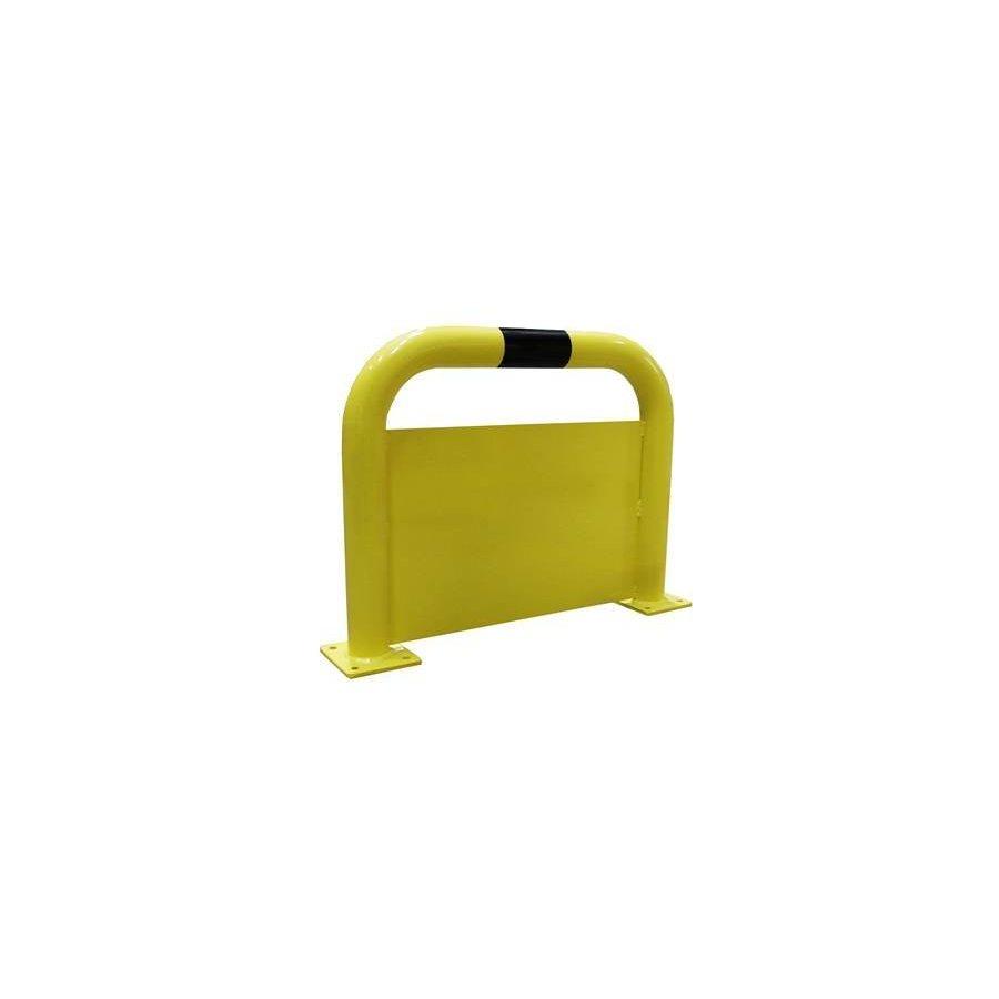 Beschermingsbeugel met doorrijbeveiliging in staal-3