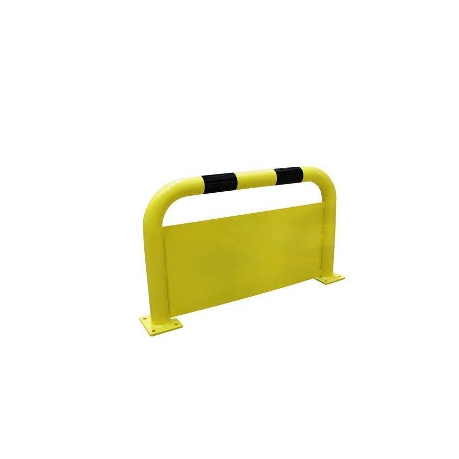 Beschermingsbeugel met doorrijbeveiliging in staal-4