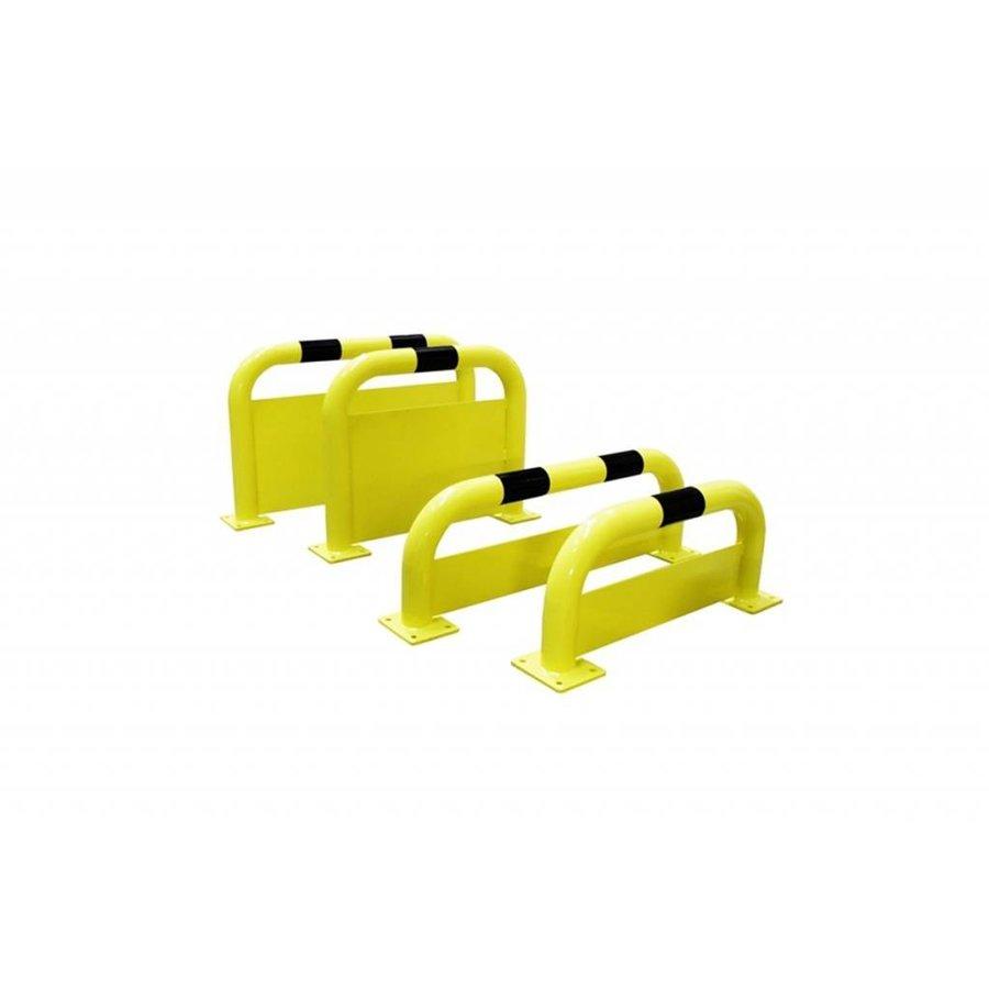 Beschermingsbeugel met doorrijbeveiliging in staal-5