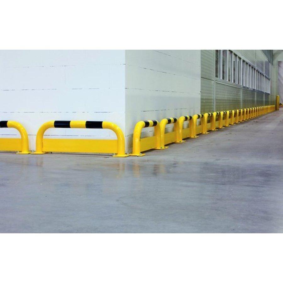Beschermingsbeugel met doorrijbeveiliging in staal-7