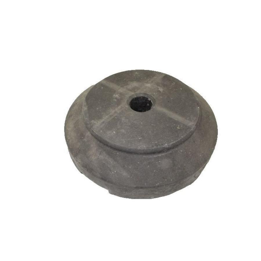 Socle rond en pvc 15 KG-1