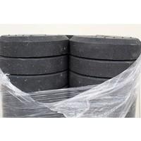 thumb-Socle ronde 25 kg en PVC recyclé-3