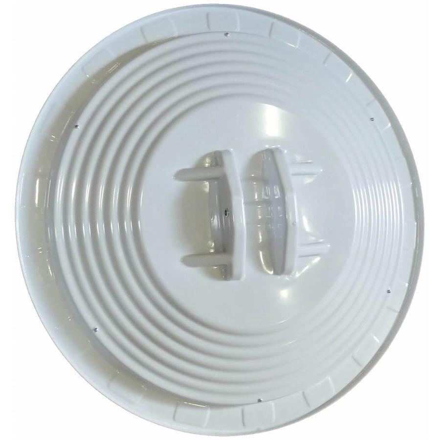 Miroir de circulation 'TRAFIC DELUXE' (Rond) 600 mm - rouge/blanc-2