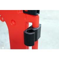 thumb-Barrière de chantier Clearpath orange 1000 x 1000 mm-2