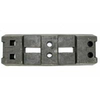 thumb-Socle pour clôtures de chantier - 16 kg-2