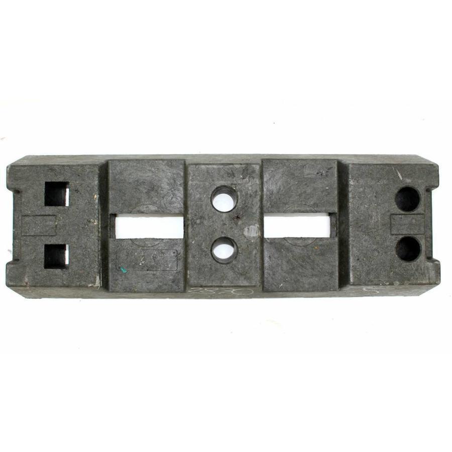 Socle pour clôtures de chantier - 16 kg-2