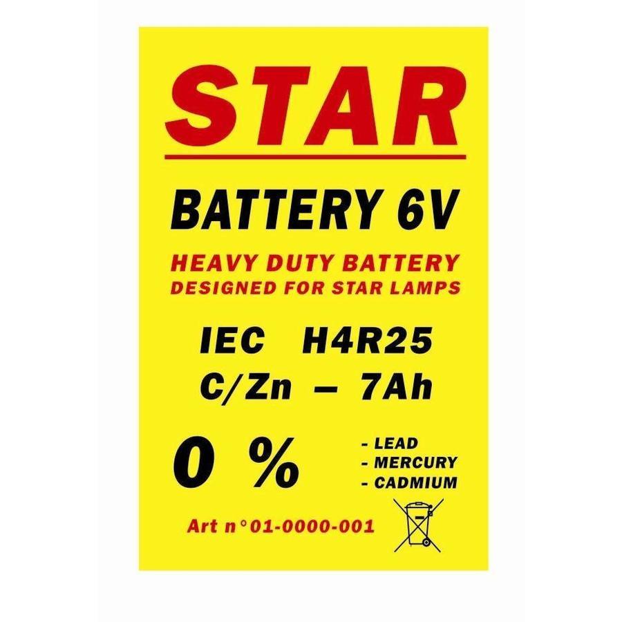 Batterij 4R25-6V-7Ah voor werflichten-3