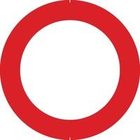 Panneau B0: Circulation interdite à tout véhicule