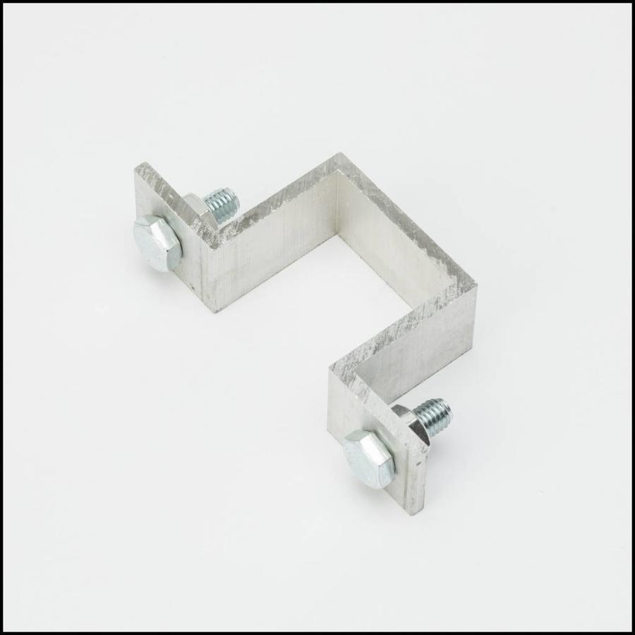 Beugel in aluminium-3