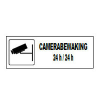 Panneau 'Camera'