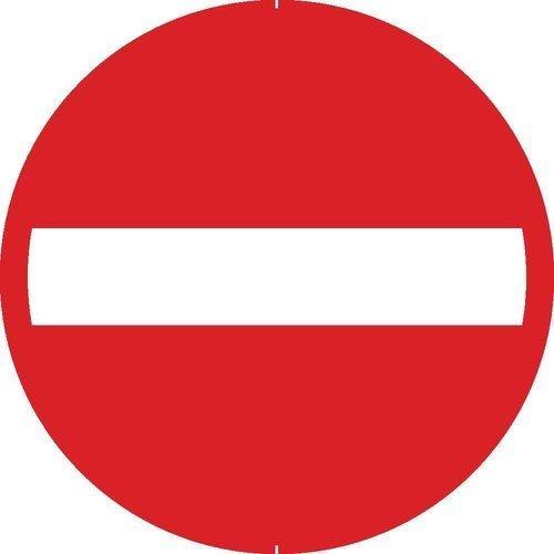 Signes d'interdiction