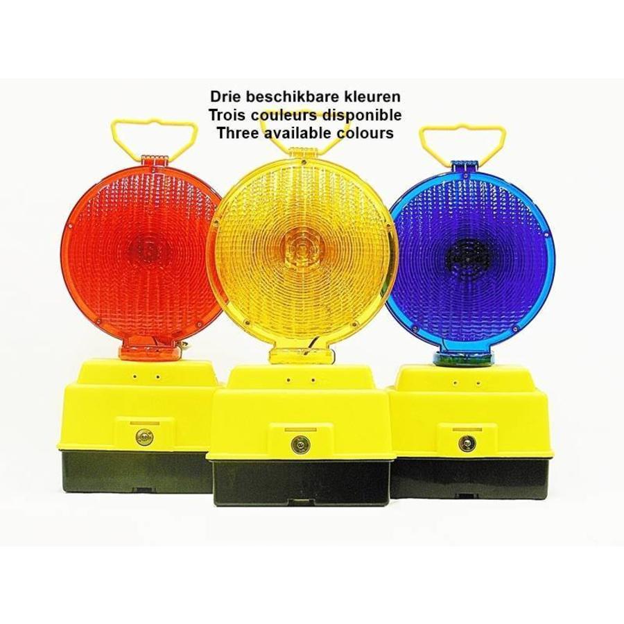 Lampe de chantier STARFLASH 2000 - simple face -  jaune-3
