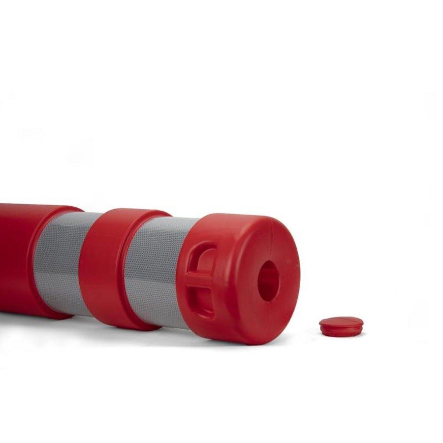 """Plooibaken """"Traffiflex""""- rood - nieuw model-2"""