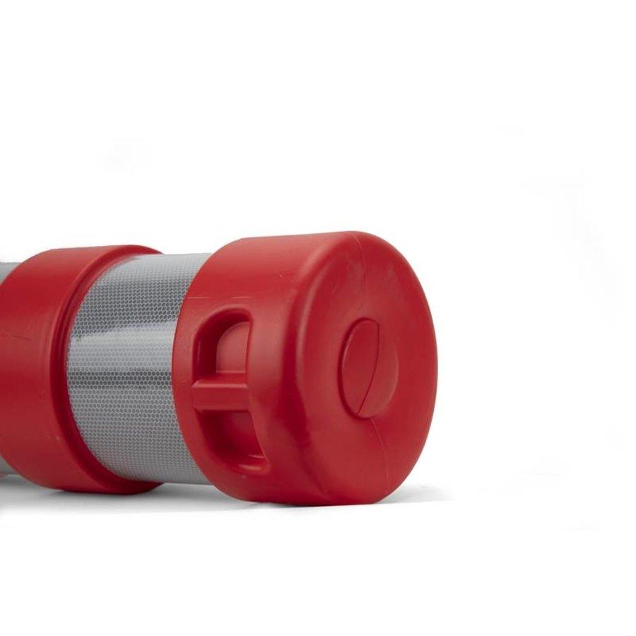 """Plooibaken """"Traffiflex""""- rood - nieuw model-3"""