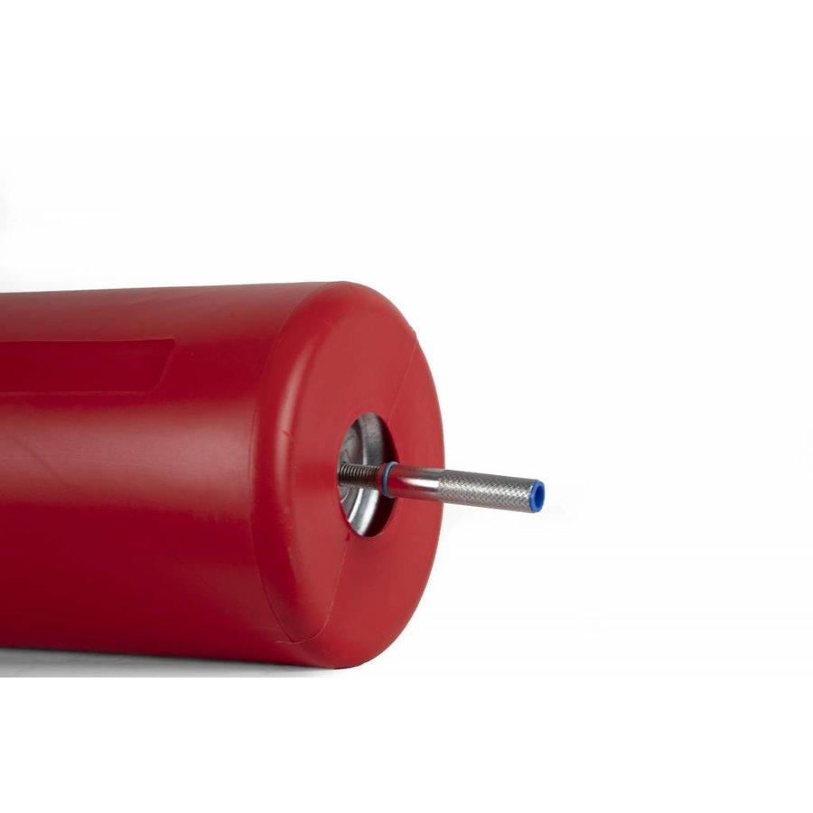 """Plooibaken """"Traffiflex""""- rood - nieuw model-4"""