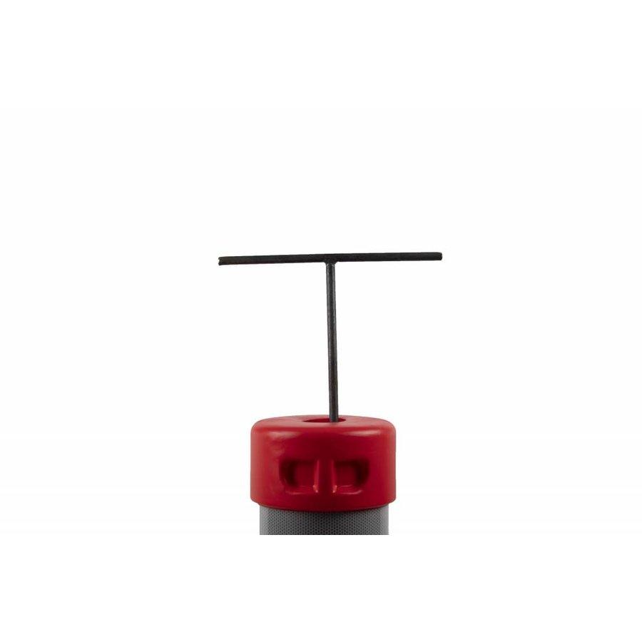 """Plooibaken """"Traffiflex""""- rood - nieuw model-5"""