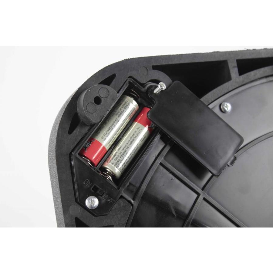 Cône de signalisation pliable lesté avec LED intégrée-6