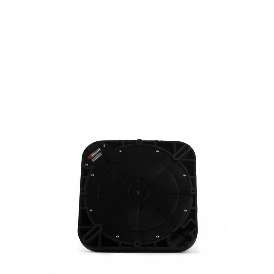 Cône de signalisation pliable lesté avec LED intégrée-7