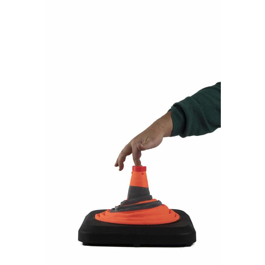 Verzwaarde opvouwbare kegel met ingebouwde  LED-3