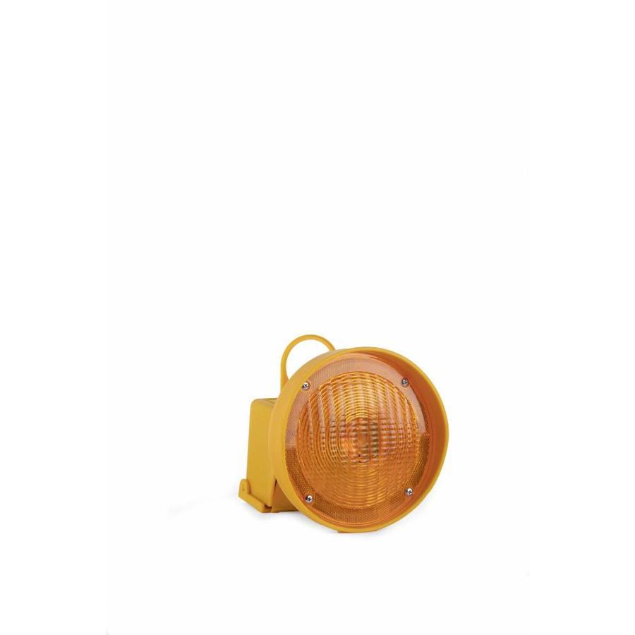 Lampe de chantier CONESTAR 1000 pour cônes - Jaune ( batterie excl. )-1