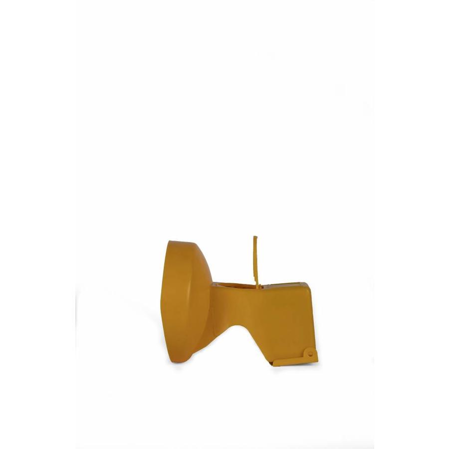 Lampe de chantier CONESTAR 1000 pour cônes - Jaune ( batterie excl. )-5
