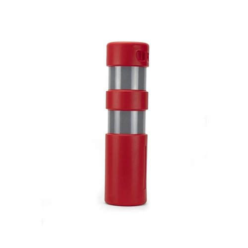 "Balise auto relevable ""Traffiflex""- rouge"