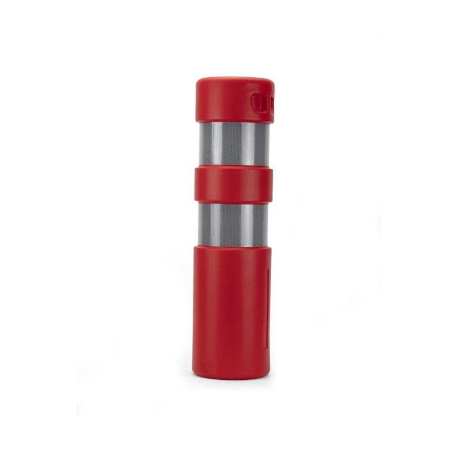 """Plooibaken """"Traffiflex""""- rood - nieuw model-1"""