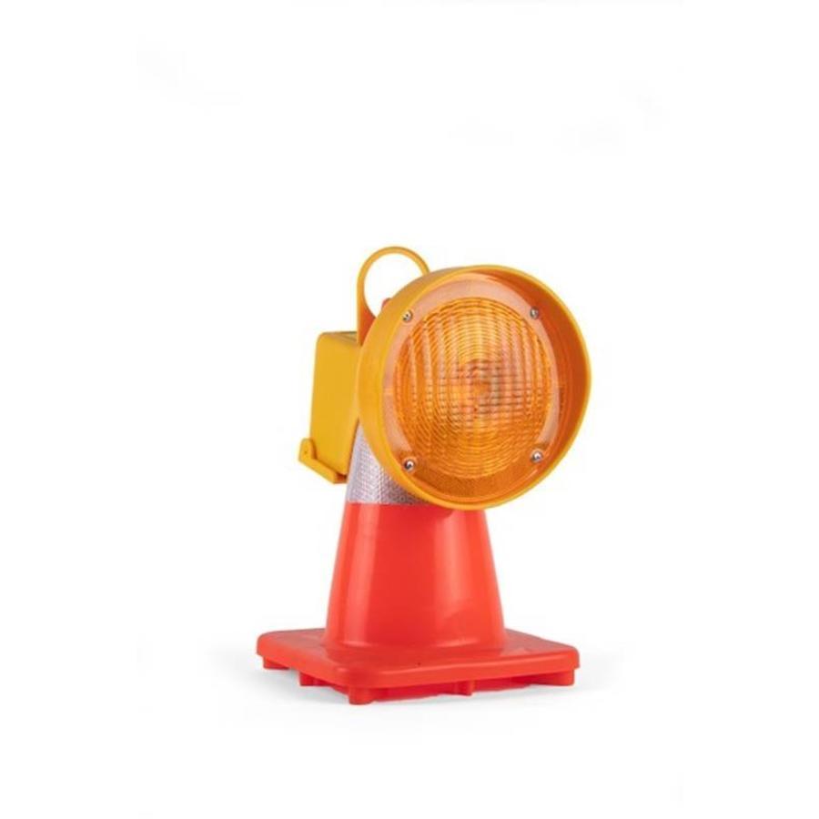Lampe de chantier CONESTAR 1000 pour cônes - Jaune ( batterie excl. )-2