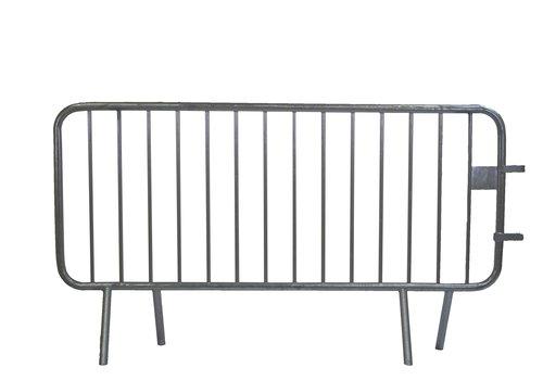 Barrière de police 14 barreaux - 2000 x 1100 mm