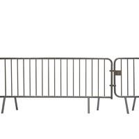 thumb-Barrière de police/Barrière Nadar 14 barreaux - 200 x 110 cm-2