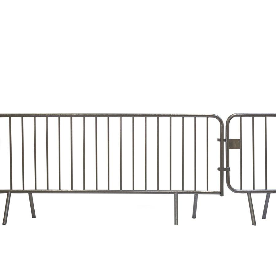 Barrière de police/Barrière Nadar 14 barreaux - 200 x 110 cm-2