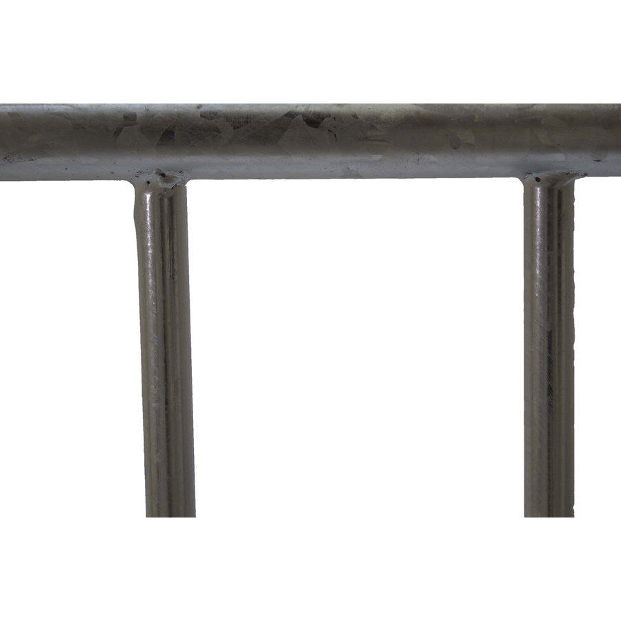 Dranghek/Nadarhek 18 spijlen - 2500 x 1100 mm-4