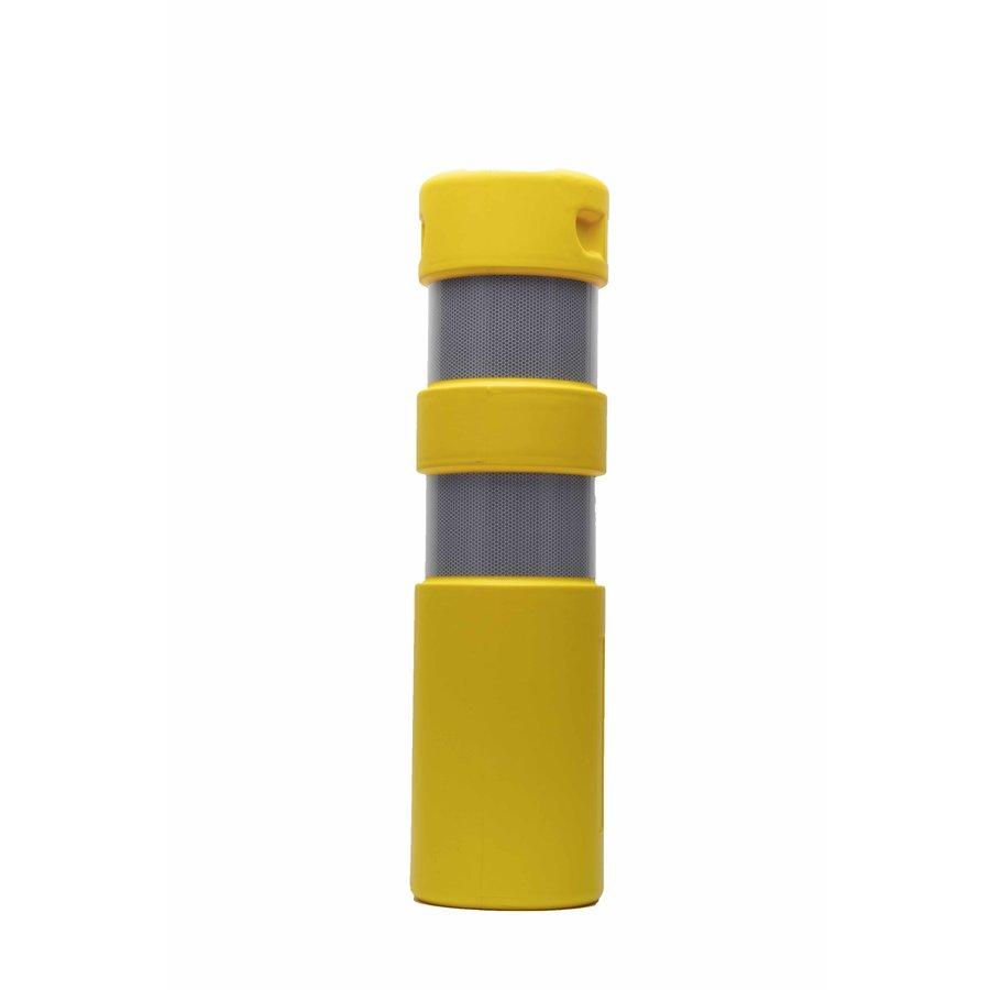"""Plooibaken """"Traffiflex""""- geel- nieuw model-1"""