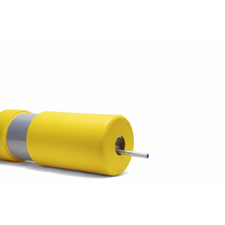 """Plooibaken """"Traffiflex""""- geel- nieuw model-2"""