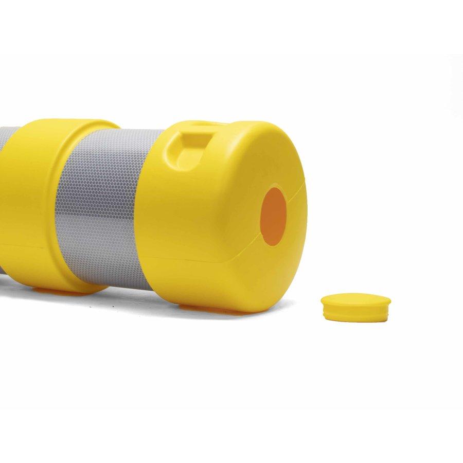 """Plooibaken """"Traffiflex""""- geel- nieuw model-3"""