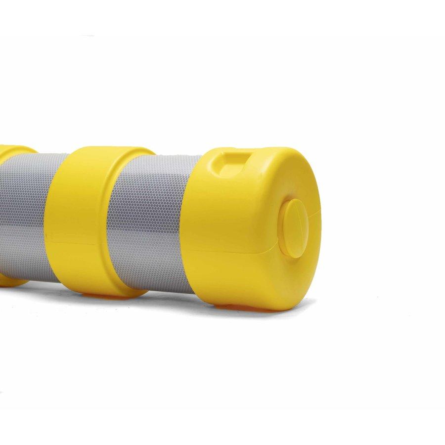 """Plooibaken """"Traffiflex""""- geel- nieuw model-4"""