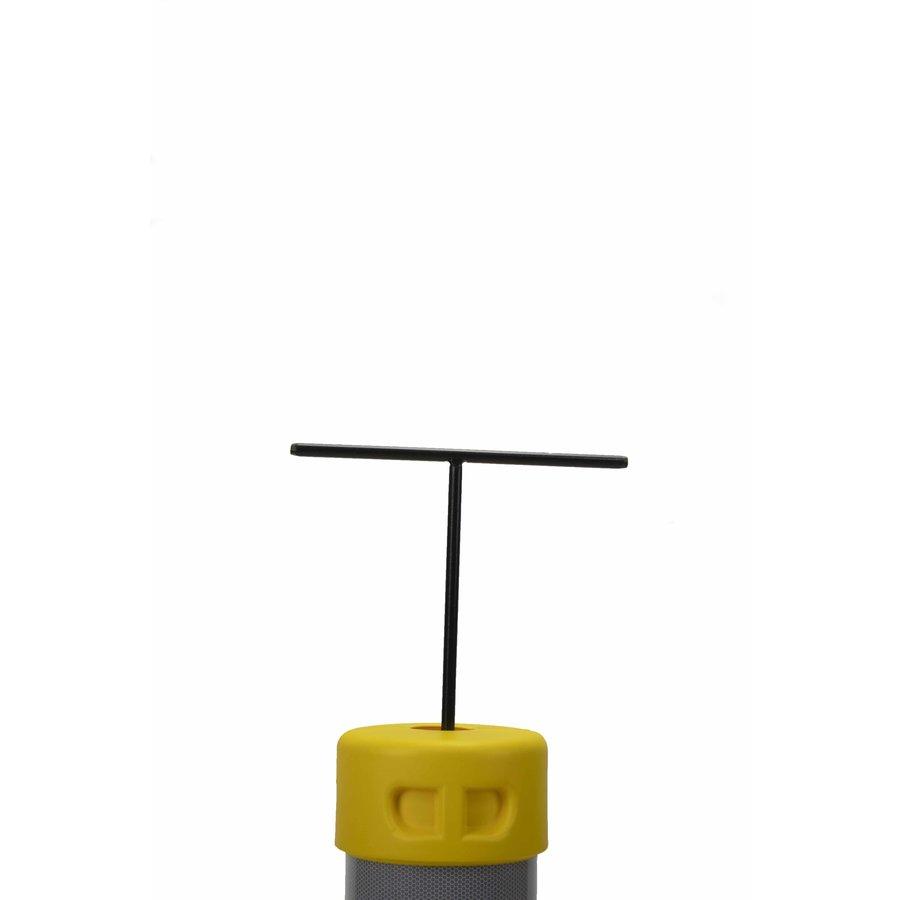 """Plooibaken """"Traffiflex""""- geel- nieuw model-5"""