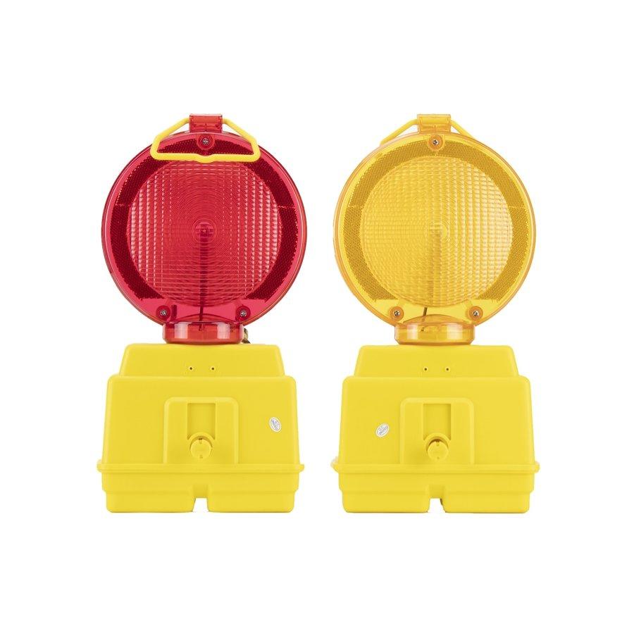 Lampe de chantier STAR 2000 - rouge-4