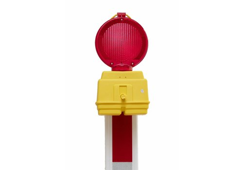 Lampe de chantier STAR 2000 - rouge