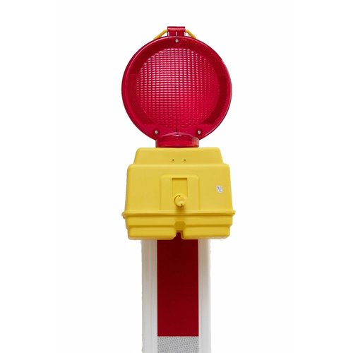 Werflamp STAR 2000 - rood